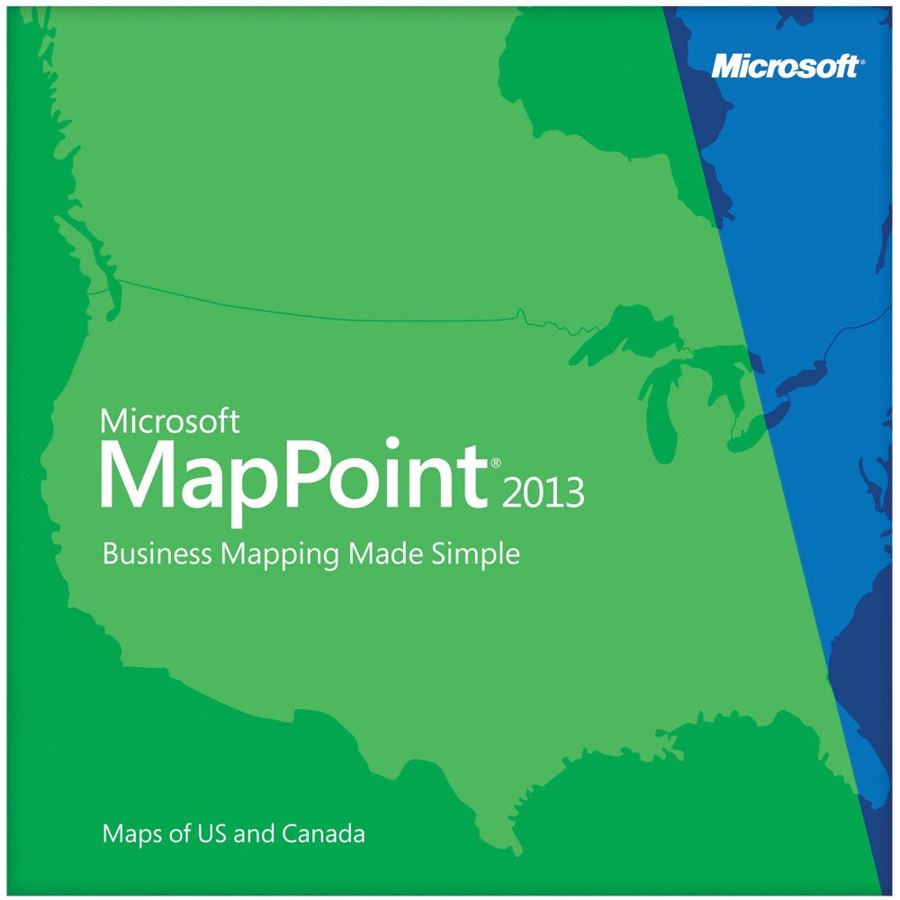 mappoint 2015